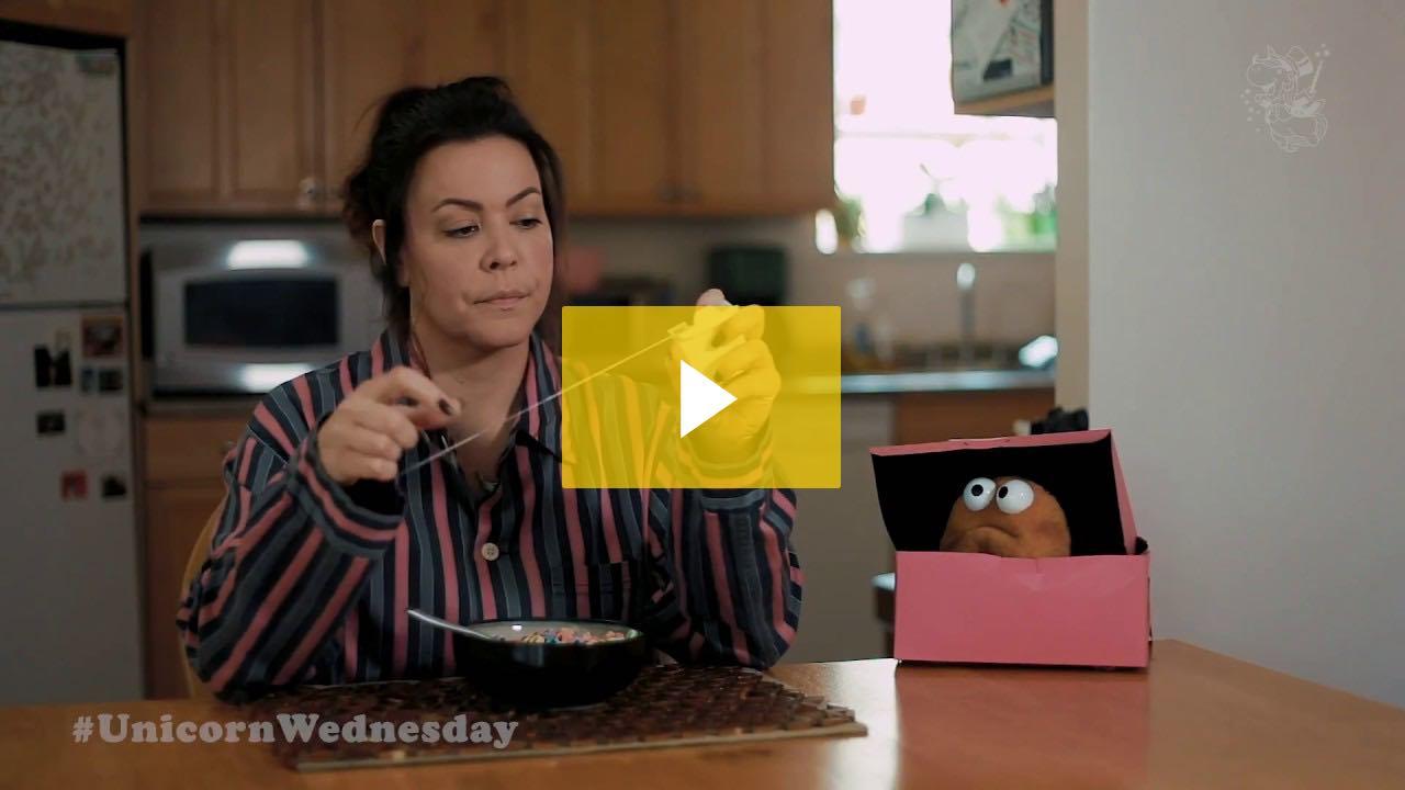 Unicorn Wednesday Week 17 - That Donut is Back!