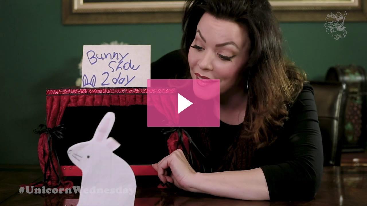 Unicorn Wednesday Week 49 - Bunny Show!