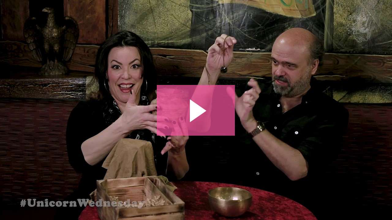 Unicorn Wednesday Week 79 - Scott Adsit Curses!