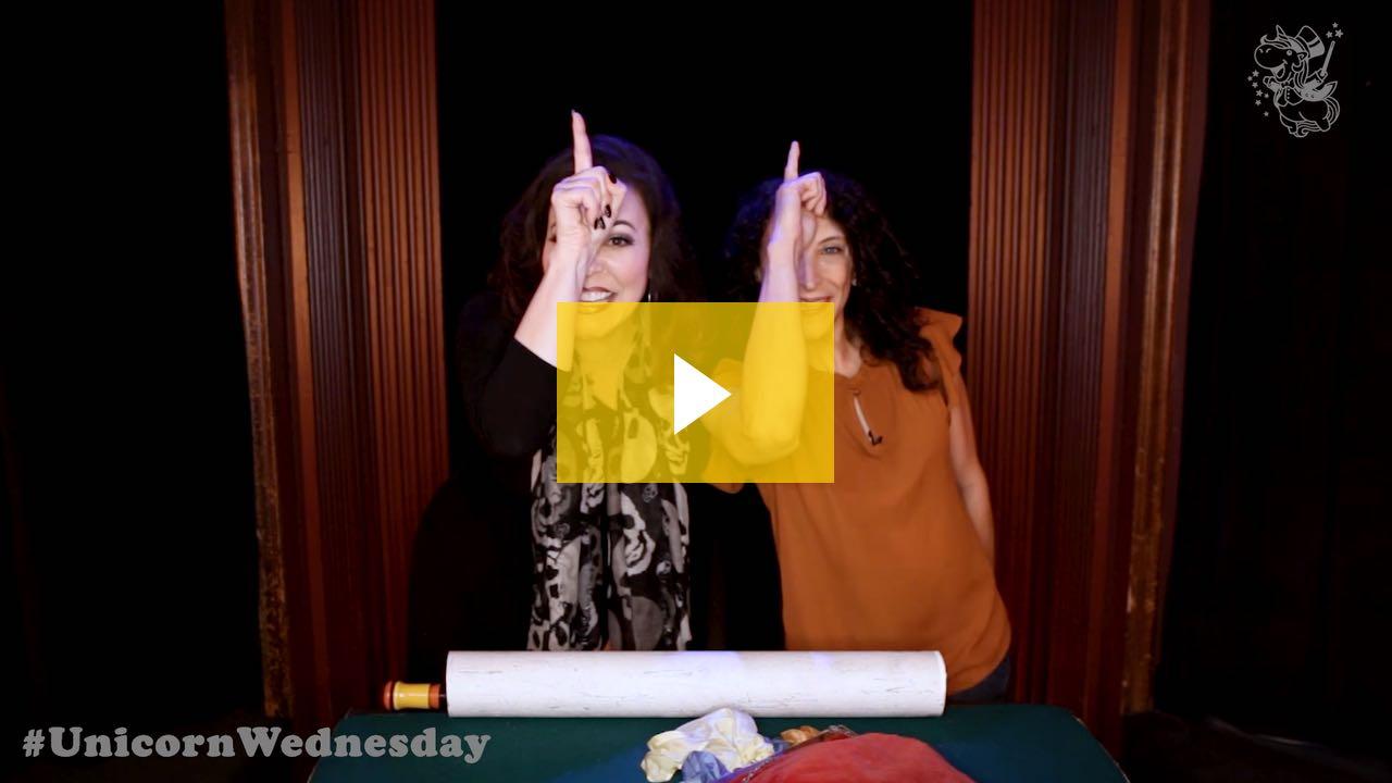 Unicorn Wednesday Week Week 83 - Jen Albert and the Umbrella